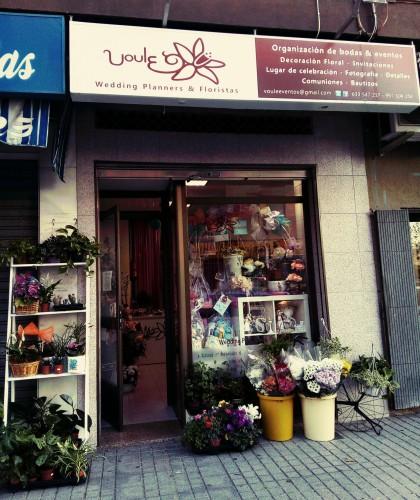 Voule eventos floristas floristerias for Organizacion de viveros